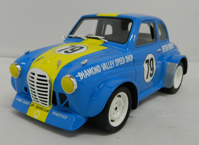 PETER BROCK AUSTIN A30 LIGHT BLUE VERSION ( SPECIAL )
