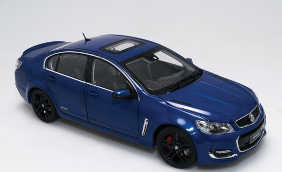 HOLDEN VFII COMMODORE SS-V REDLINE SLIPSTREAM BLUE ( PRE-ORDER )