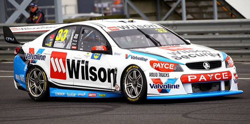 Holden VF Commodore Wilson Security Racing GRM – 2017 Supercars Championship Season – Driver Garth Tander ( PRE-ORDER )
