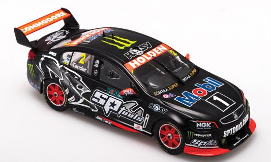 HOLDEN RACING TEAM - #2 GARTH TANDER - 2015 SYDNEY SUPERTEST LIVERY