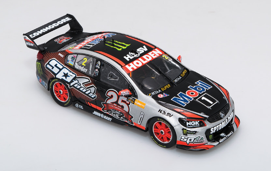 Holden VF Commodore  Holden Racing Team - 2015 Sydney 500 25th Anniversary Livery  Driver: Garth Tander