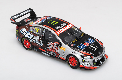 "Holden VF Commodore  Holden Racing Team - 2015 Sydney 500 25th Anniversary Livery  Driver: James Courtney ""SPECIAL """