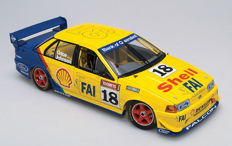 Ford EB Falcon  1994 Tooheys Bathurst 1000 - Drivers: Allan Grice / Steven Johnson