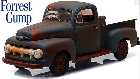 "1951 Forrest Gump Ford F-100 Pickup ""SPECIAL"""