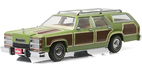 "NATIONAL LAMPOON'S VACATION 1979 FAMILY TRUCKSTER WAGON "" SPECIAL """