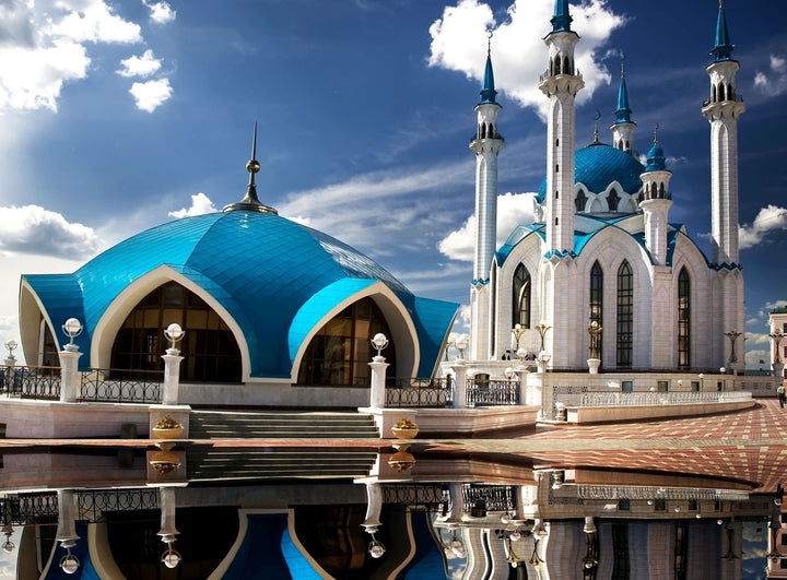 Top 10 beautiful mosque across europe