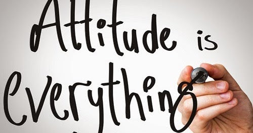 Attitude defines a better character than your accomplishments