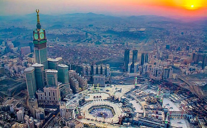 3 Holy Sites in Islam which are known globally