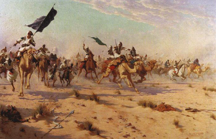 The Battle of Uhud :The second important war in Islamic history