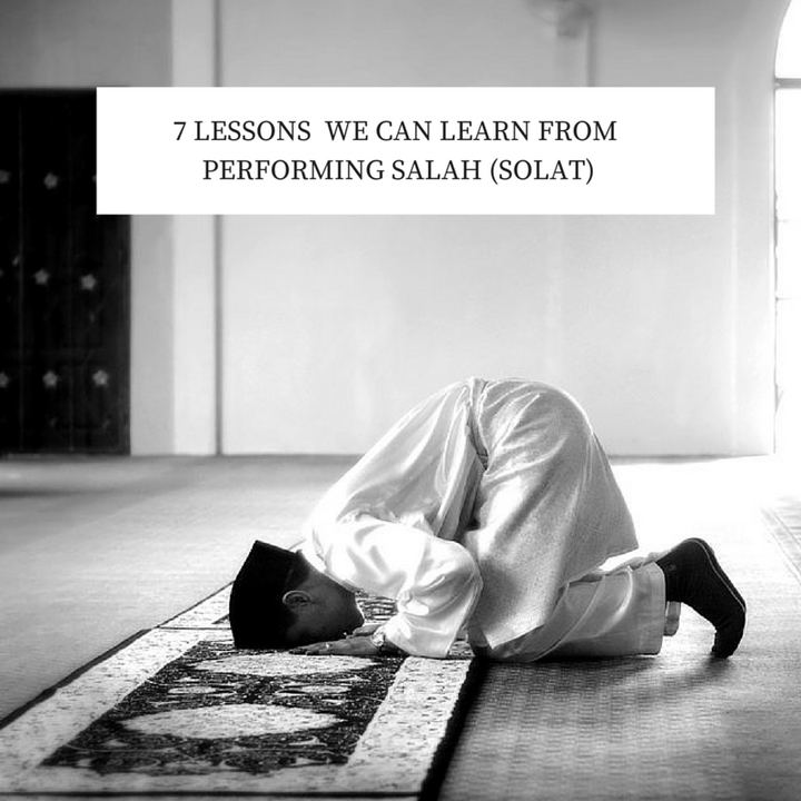 By understanding the purpose of salah, Muslims can really enjoy the salah and will keep on doing it out of love.