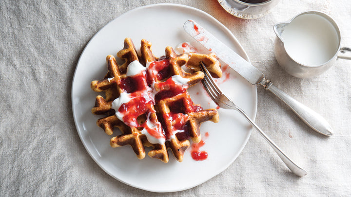 Make Your Waffles Better; Here's Some Tips