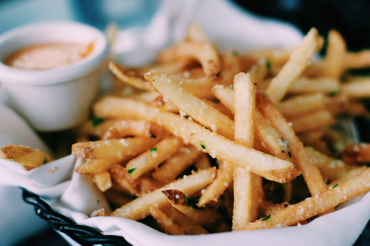 Top 3 French Fries in Klang Valley