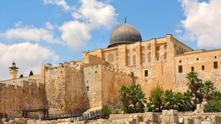 Al-Aqsa; The Third Holiest Mosque in Islam