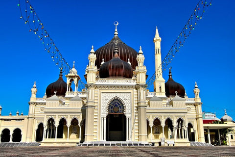 Zahir Mosque, Alor Star