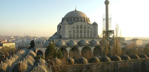 Fatih Mosque, Turkey
