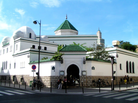 Great Mosque, Paris