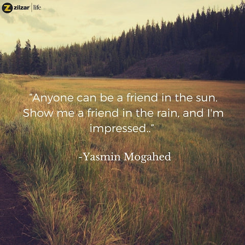 Quotes by Yasmin Mogahed for the awakening of soul