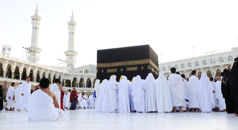 Luxury-ramadhan package for umrah from Malaysia
