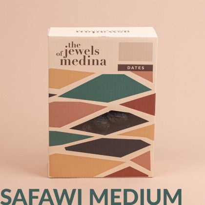SAFAWI Dates : Kurma Safawi (Medium)