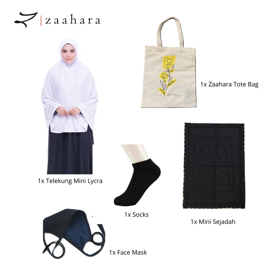 Solat Kit for Women
