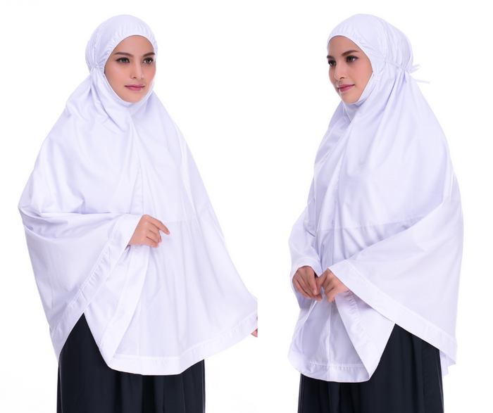2x Telekung Mini Hidaya (with pocket) - RM180