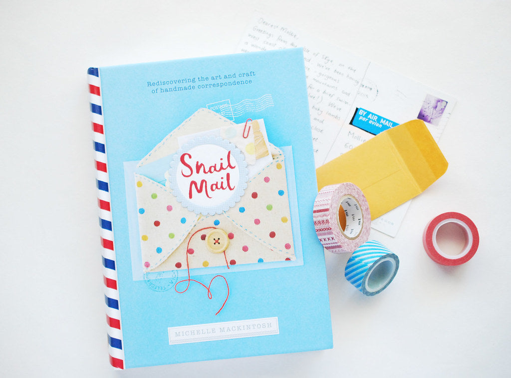 Draw, Write Now! Michelle Mackintosh's Snail Mail