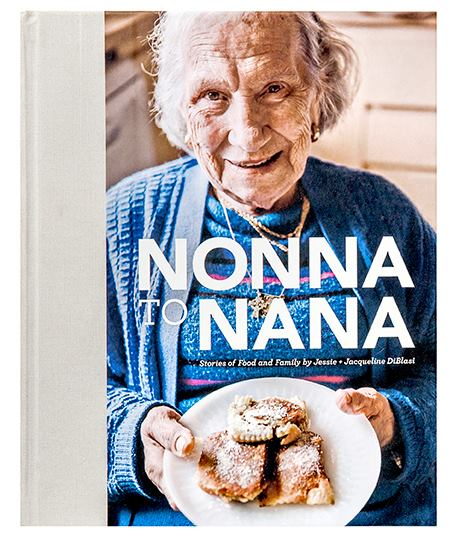 Nonna to Nana : Stories of food and family