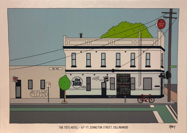 Prints and Artwork: Inner North Places we Love