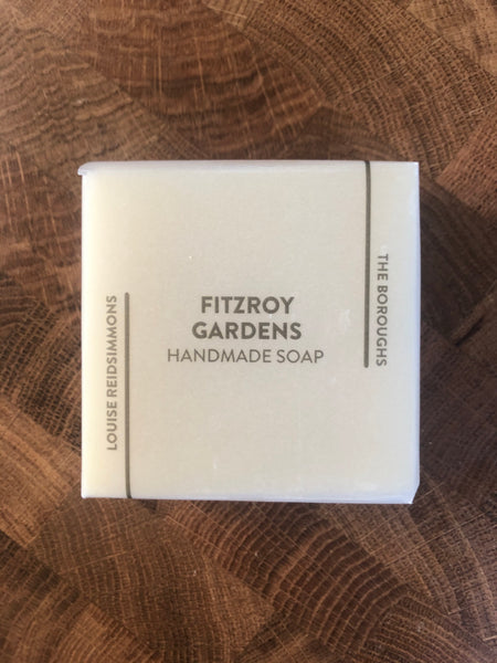 The Boroughs Fitzroy Gardens Soap