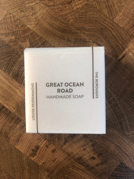 The Boroughs Great Ocean Road Soap