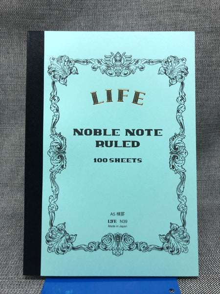 Noble Note - Medium - A5 - Ruled