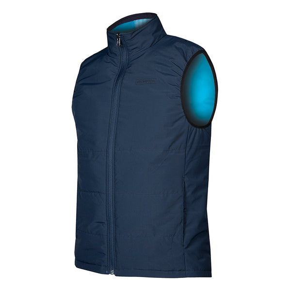 Cycling: Brompton + Endura New York Gilet