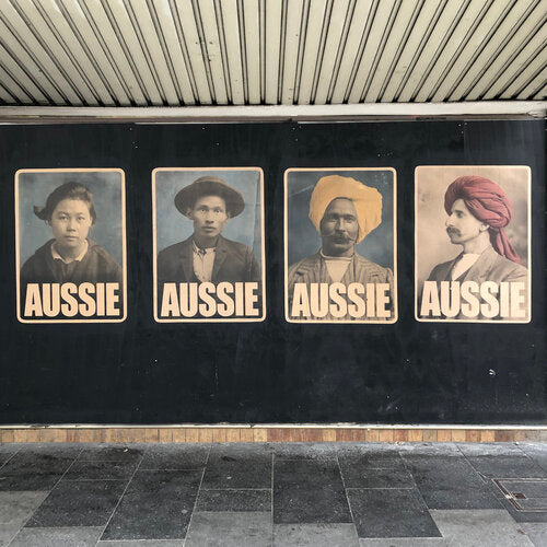 'Aussie' Posters by Peter Drew