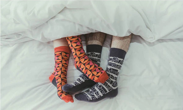 Locally made cotton socks