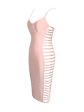 Roxie Bandage Side Cutout Dress