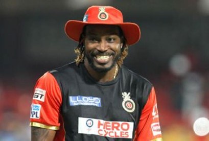 RCB's star batsman Chris Gayle turns investor - Published by Financial Express