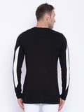 Attiitude Black Full sleeve T-shirt