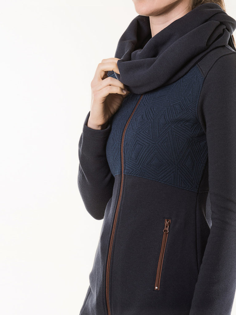 Coco Jacket in Navy