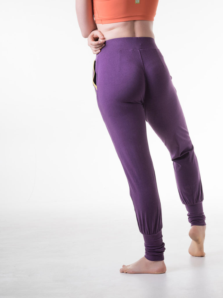 Diana Leggings in Eggplant