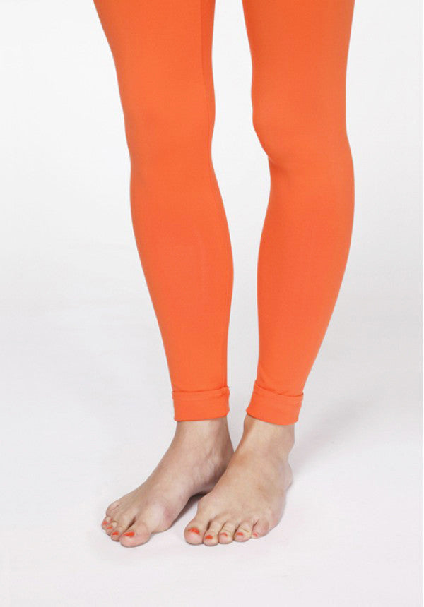 Sally Leggings in Carrot