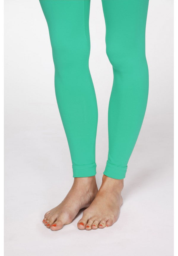 Sally Leggings in Sea Green