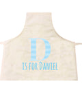 BB08 - Personalised Initial Name Apron