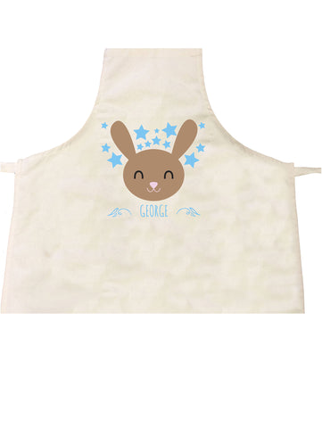 BB25 - Happy Bunny Personalised Apron