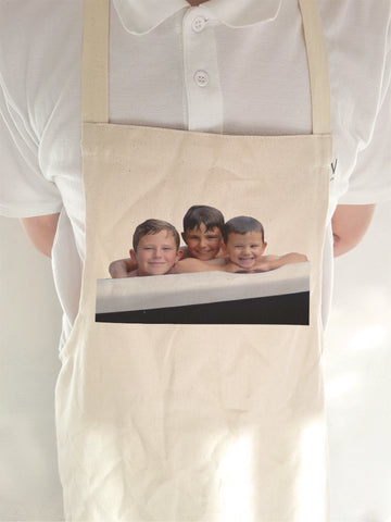 CA06 - Personalised Photo Apron