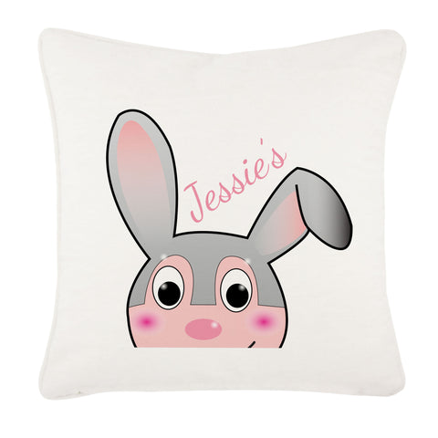 Personalised Easter Jessica Rabbit Cushion Cover