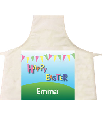 EA05 - Personalised Carnival Easter Apron