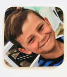 HF16 - Personalised Photo Drinks Coaster - Create your own