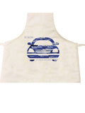 FD13 - Personalised Front of Car Word Art for Dad, Step-dad or Grandad Apron