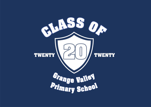 Grange Valley Primary School, Hayock, St Helens Leavers Hoodie 2020