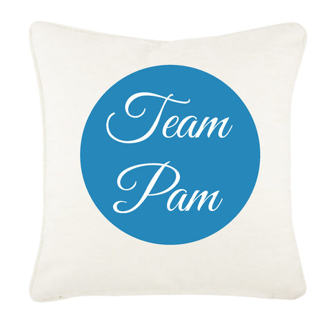 HF11 -Team Name of Your Choice Personalised Cushion Cover